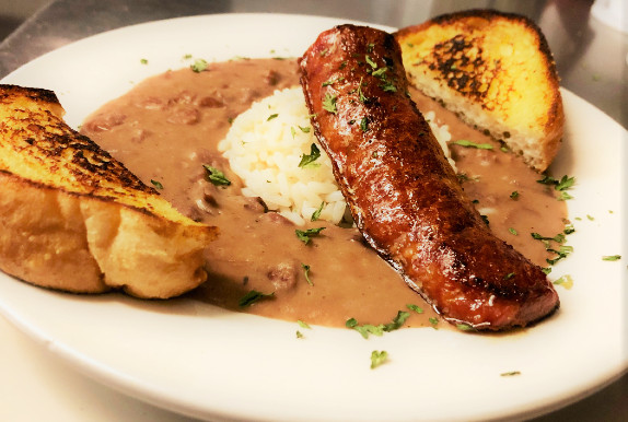 Red Beans & Rice Entree