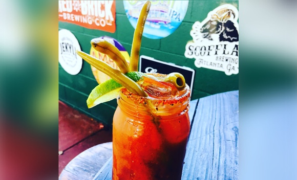 Big Easy Bloody Mary